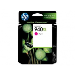 HP 940XL High Yield Ink Cartridge - Magenta