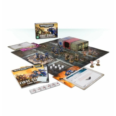 First Strike Warhammer40K Starter Set