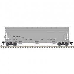 COVERED HOPPER - CANADIAN NATIONAL #3385572 (HO)